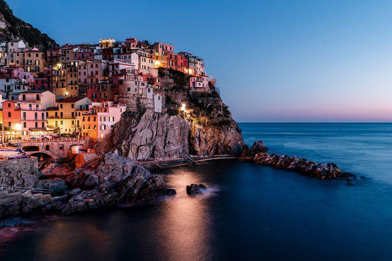 Cinque Terre Italija Metropole Olimpturs