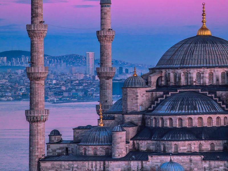 Istanbul Turska Metropole Olimpturs