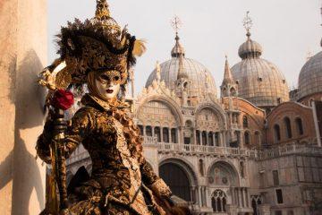 Karneval U Veneciji Italija Metropole Olimpturs