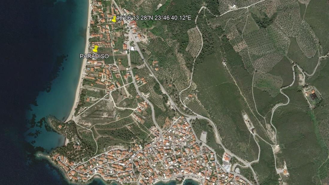 Thalia Grcka Sitonija Neos Marmaras Letovanje Olimpturs Lokacija