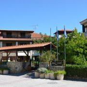 Hotel Ammon Garden Grcka Kasandra Pefkohori Letovanje Olimpturs