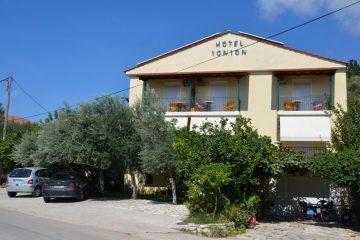 Hotel App Ionion Grcka Jonska Regija Sivota Letovanje Olimpturs