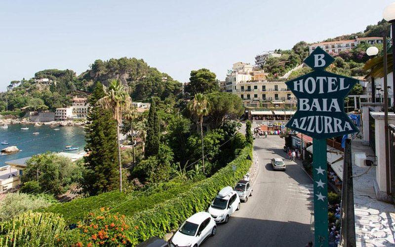 Hotel Baia Azura Italija Sicilija Letovanje Olimpturs