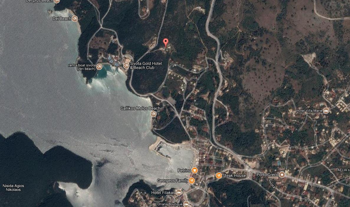 Magnolia Grcka Jonska Regija Sivota Letovanje Olimpturs Lokacija