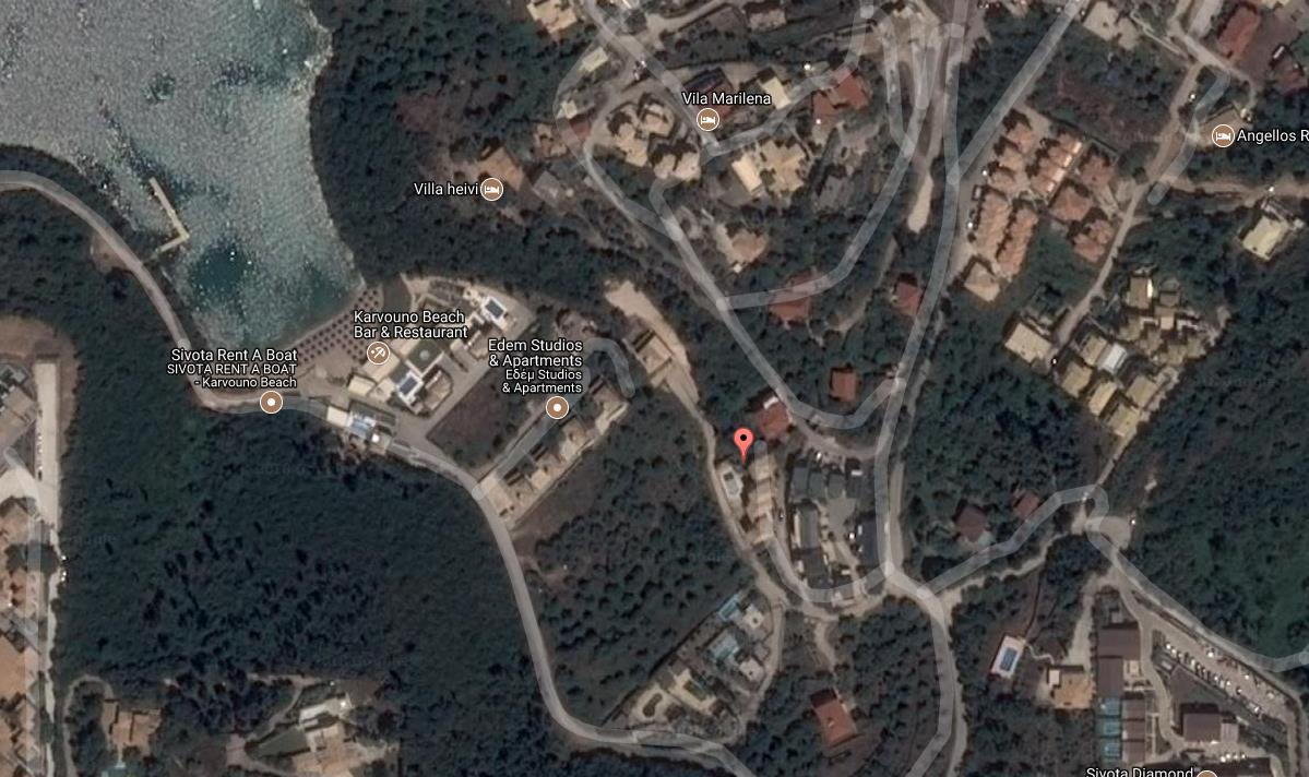 Niriides Grcka Jonska Regija Sivota Letovanje Olimpturs Lokacija