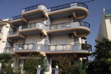 App Hotel Oceanis Grcka Olimpska Regija Leptokarija Letovanje Olimpturs