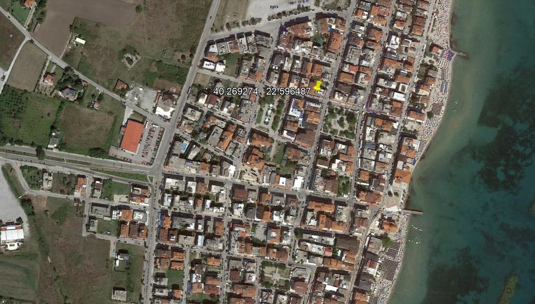 Atlantis Parkview Grcka Olimpska Regija Leptokarija Letovanje Olimpturs Lokacija
