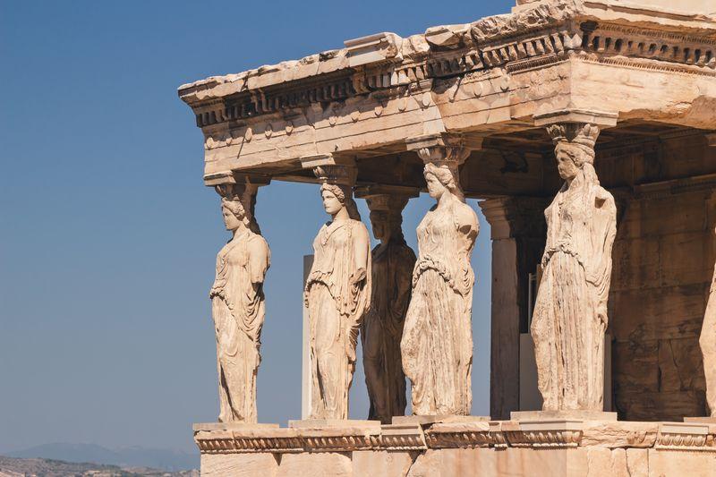 Atina Grcka Metropole Olimpturs