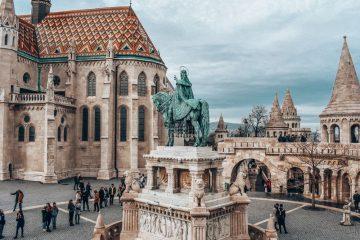 Budimpesta Madjarska Metropole Olimpturs