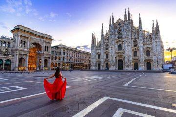 Milano Italija Metropole Olimpturs