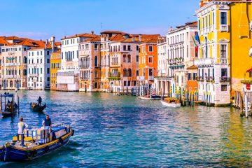 Venecija Italija Metropole Olimpturs