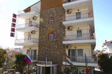 Hotel Alkionis Grcka Halkidiki Kasandra Nea Kalikratia Olimpturs