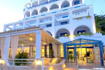 Hotel Secret Paradise Grcka Halkidiki Kasandra Nea Kalikratia Olimpturs