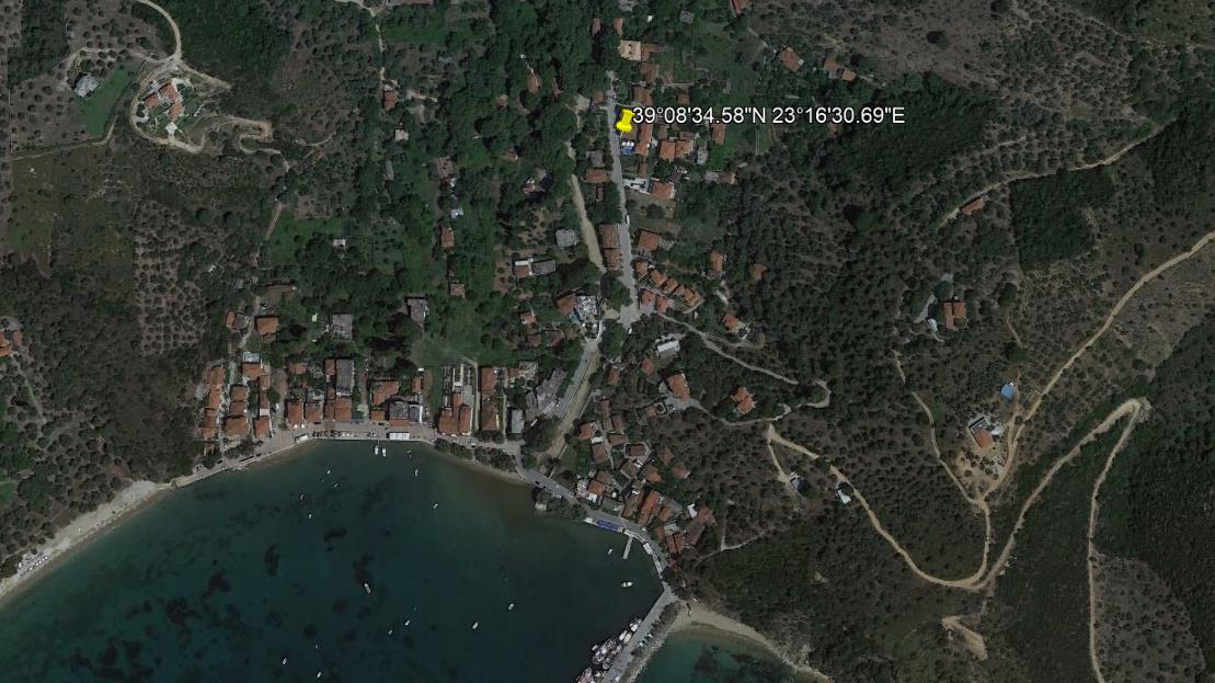 App Hotel Charoula Pilion Grcka Letovanje Olimpturs Lokacija