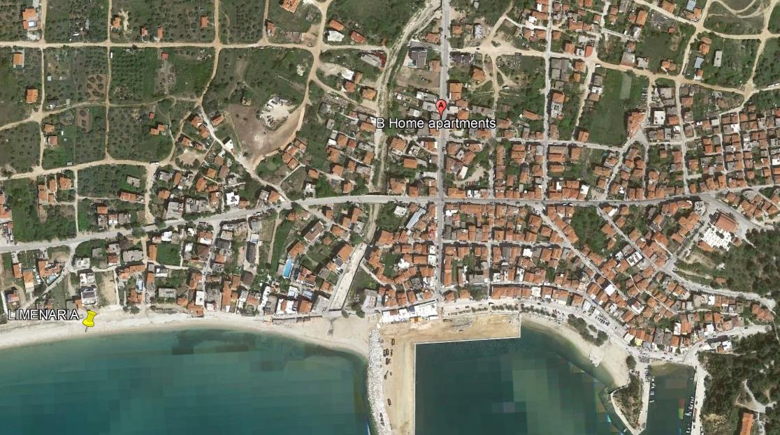 Home B Luxury Tasos Grcka Letovanje Olimpturs Lokacija