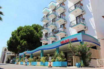 Hotel Melike Turska Kusadasi Letovanje Olimpturs