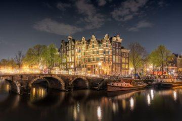 Amsterdam Holandija Metropole Olimpturs