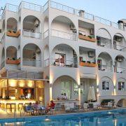 Hotel Kronos Grcka Olimpska Regija Platamon Letovanje Olimpturs