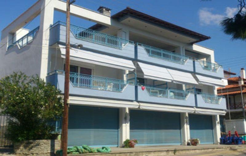 Blue House Grcka Sitonija Neos Marmaras Olimpturs