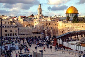 Jerusalim Izrael Metropole Olimpturs