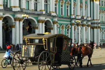 Snkt Petersburg Rusija Metropole Olimpturs