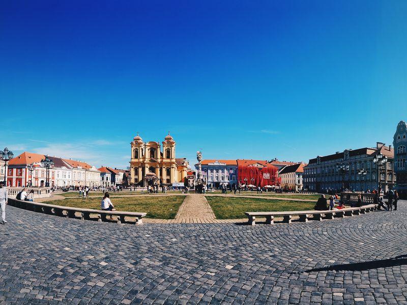 Temisvar Rumunija Metropole Olimpturs