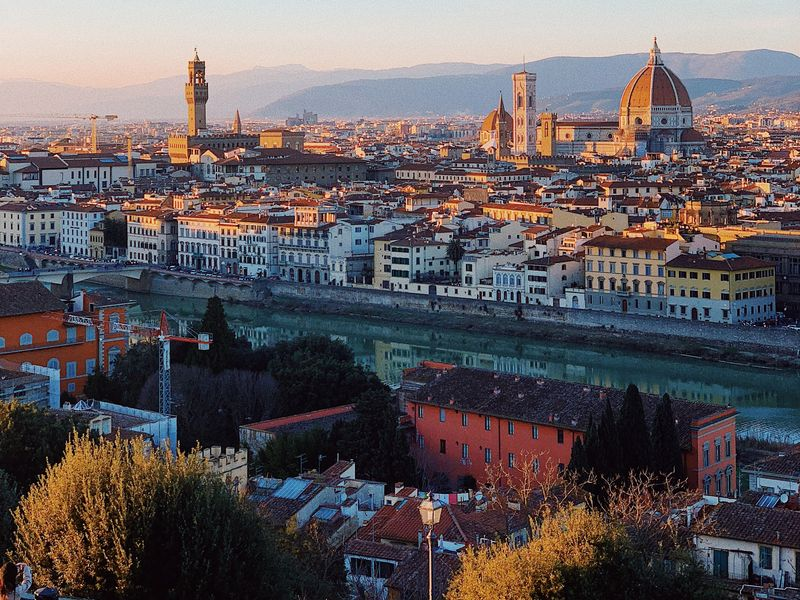 Toskana Italija Metropole Olimpturs