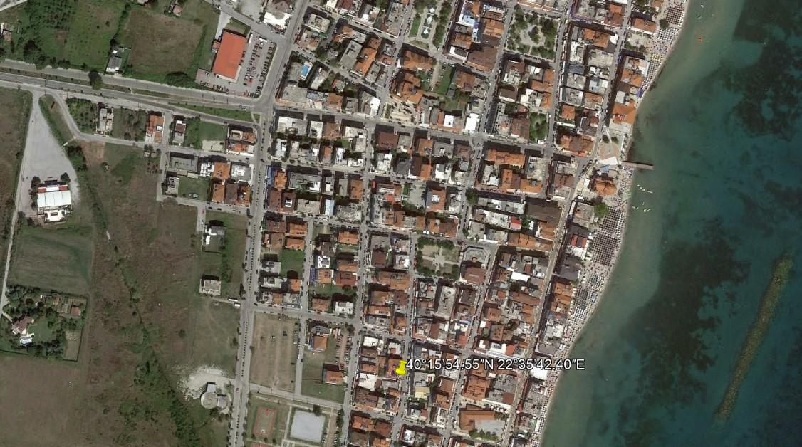 Ana Paralia Olimpska Regija Grcka Olimpturs Lokacija