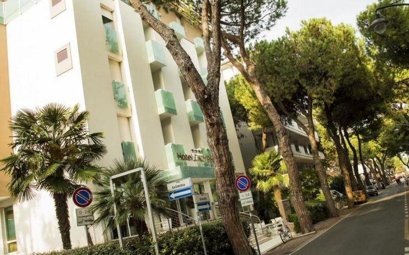 Hotel Calypso Italija Rimini Letovanje Olimpturs