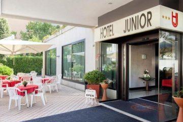 Hotel Junior Italija Rimini Letovanje Olimpturs