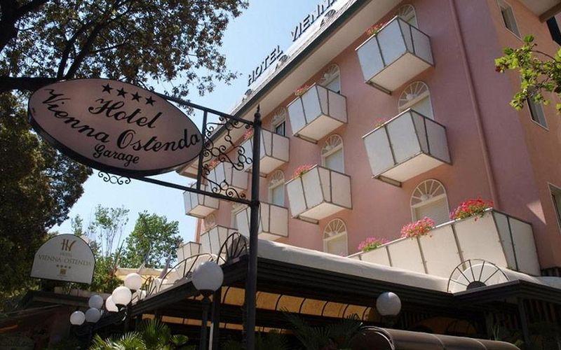 Hotel Vienna Ostende Italija Rimini Letovanje Olimpturs