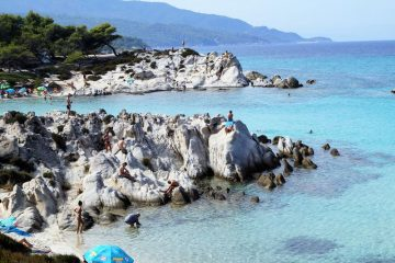 Sitonija Grcka Letovanje Olimpturs