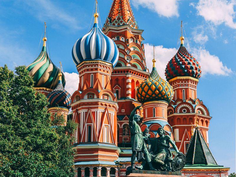 Moskva Rusija Metropole Olimpturs