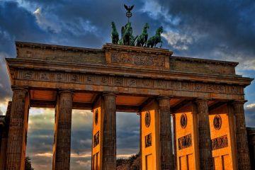 Berlin Nemacka Metropole Olimpturs