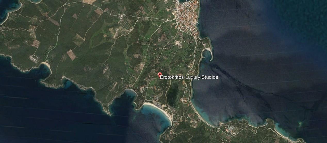 Erotokritos Amuljani Grcka Letovanje Olimpturs Lokacija