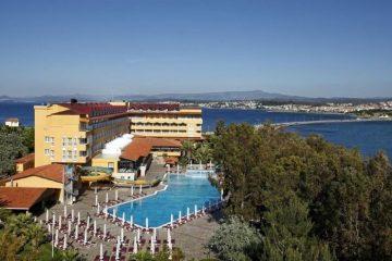 Hotel Halic Park Ayvalik Turska Sarimsakli Letovanje Olimpturs