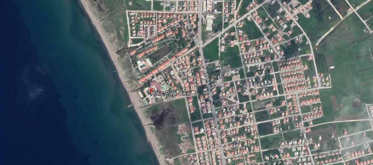 Hotel Halic Park Dikili Turska Sarimsakli Letovanje Olimpturs Lokacija