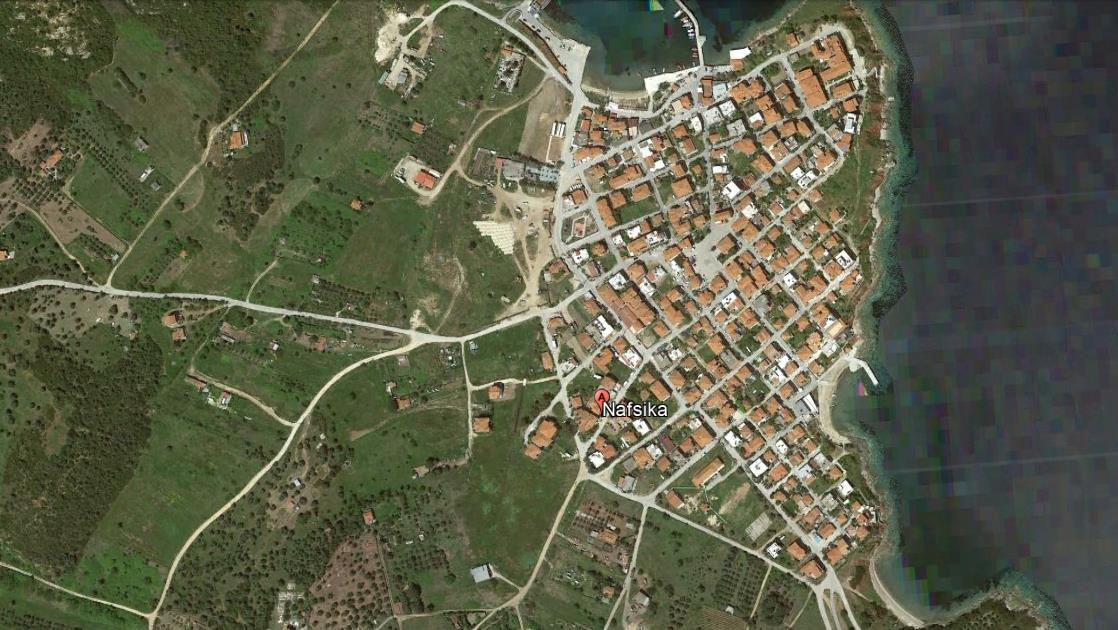 Nafsika Amuljani Grcka Letovanje Olimpturs Lokacija