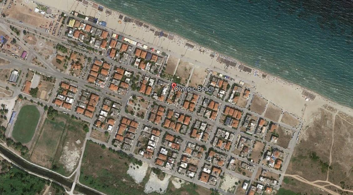 Olympic Beach Nei Pori Olimpska Regija Grcka Olimpturs Lokacija