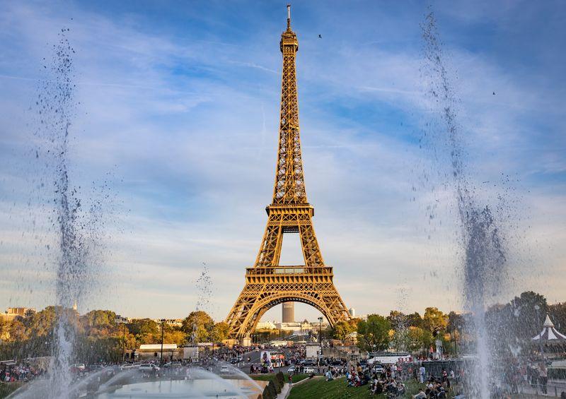 Pariz Francuska Metropole Olimpturs